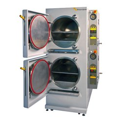 Vertical Sliding Door Autoclave