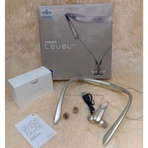 In The Ear Silver Samsung U Pro Level Bluetooth Headphone 4 2 Rs 800 Unit Id 21372958633