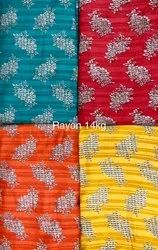 Rayon Digital Printed Fabric 14kg