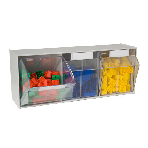 Plastic Storage Tilt Bin