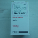 Neotach ( Esmolol Hydrochloride Injection )
