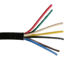 0.5 sqmm PVC Insulated Multi Core Cable