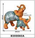 Animal Figurines Decorative Elephant Statue