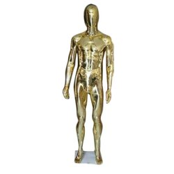 Plastic Standing Male Mannequin