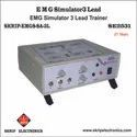 EMG 3Lead Simulator-Educational, Research, Calibration