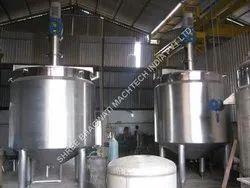 Bhagwati Tank Mixers