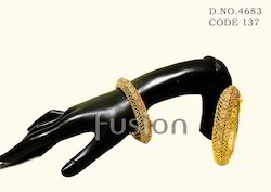Polki South Indian Wedding Bangles