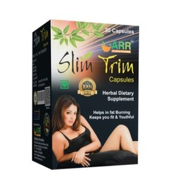 ARR Capsule Slim Trim Capsules, Packaging Size: 30 Capsules