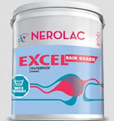Nerolac Excel Rainguard Primer, Packaging Type: Bucket