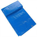 Blue Vinyl, Canvas Waterproof Sheet, Size: S.m, For Cover