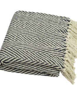 Cotton Plain Large Throw Blanket For Couch Id 20314832873
