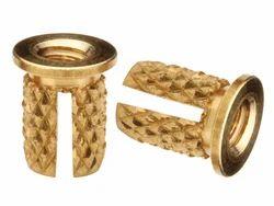 金黄铜压入刀片