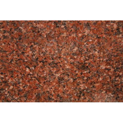 Ruby Red Granite, Thickness: 15-20 mm