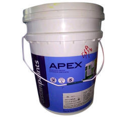 Waterproof Asian Apex Paint, Packaging Size: 20 L