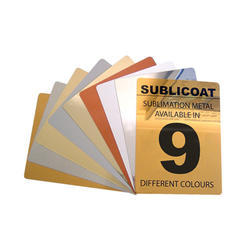 Sublimation Aluminum Sheets