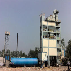 Modified Bitumen Plant