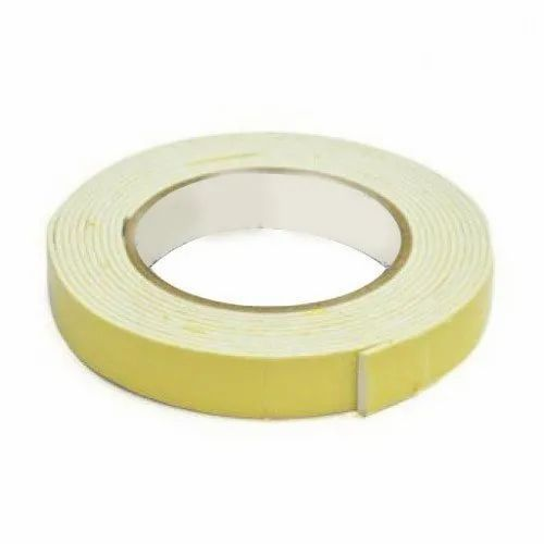 Double Sided Yellow Double Side Foam Tapes