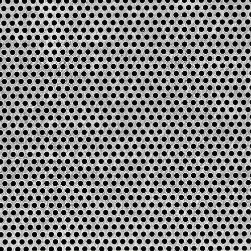 Ms Perforated Sheet At Rs 55 Square Feet Mild Steel