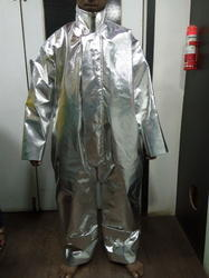 Furnace Aluminised Suit