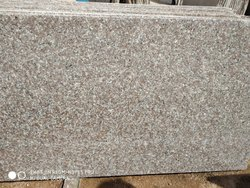 Brown Polished Chima Pink Granite, Flooring, Thickness: 15-20 mm