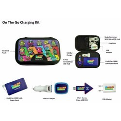 On The Go Charging Kit