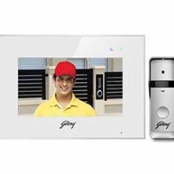 Godrej Seethru Pro Video Door Phone