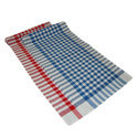 White And Pink Check Kitchen Towel Dishcloth