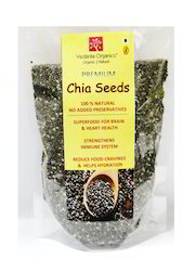 Vedanta Organics Chia Seeds, 200gm (Premium)
