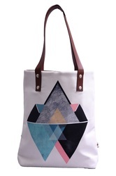 Canvas Printed Tote Bag