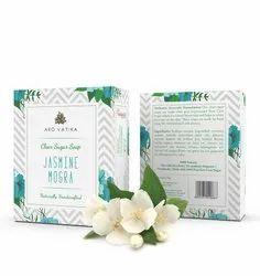 Aro Vatika Best Quality Jasmine Mogra Clear Sugar Soap 100g