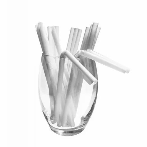 Biodegradable Bagasse Straw