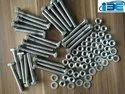High Tensile SS Bolt M-16 To M-120, Packaging Type: Box