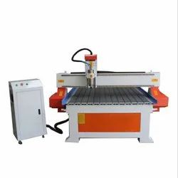CNC Wood Carving and Cutting Machine