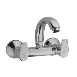 P4 Sink Mixer with Swivel Spout