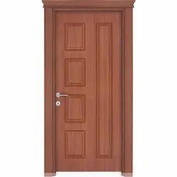 81x32 Inch Wooden Hinged Door