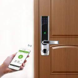 ZK Hotel Door Lock RFID Card Biometric