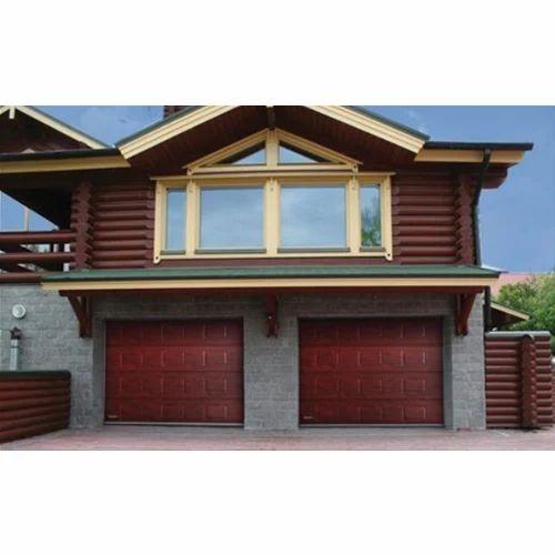Residential Garage Door Garage Door Smart Security System