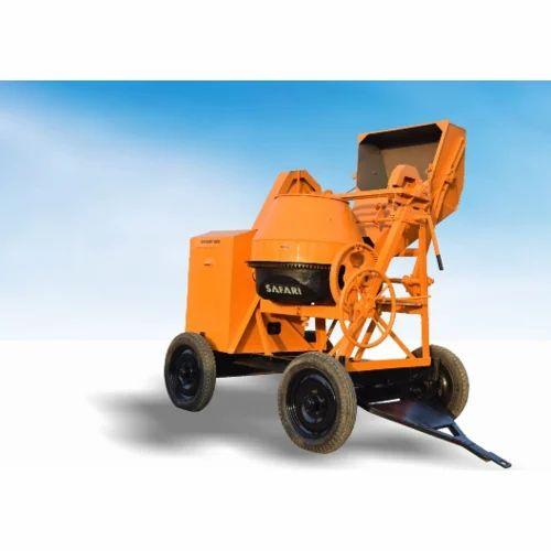 Mechanical Concrete Mixer