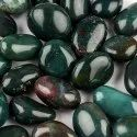 Natural Blood Stone Gemstone Tumbles