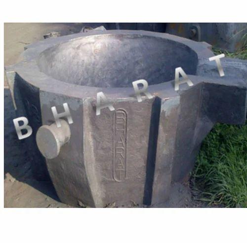 Cast Iron Circular Pan