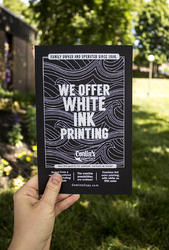 White Ink Printing Service