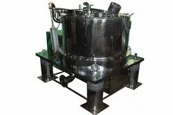 Centrifuge ( Manual Top Discharge Type)
