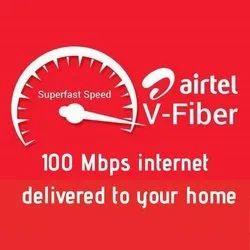 Airtel, Sikka & Takyon Broadband Services, 300 Mbps