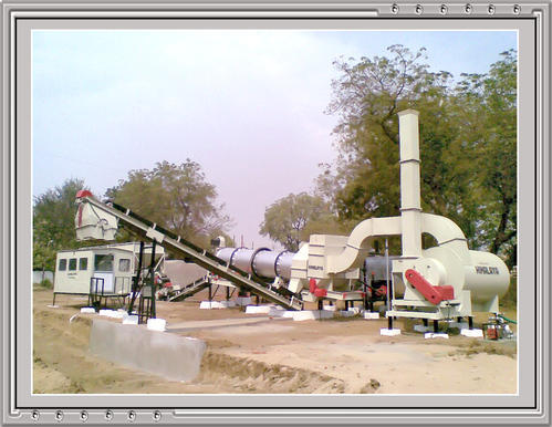 Asphalt Drum Mix Plant - Mobile Asphalt Drum Mix Plant Manufacturer