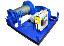 5 Ton Electric Winch Machine