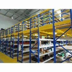 Lightweight Storage Mezzanine