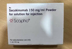 Scapho 150mg Injection Secukinumab