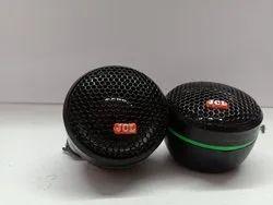 JCL Black And Green Car Speaker, JL-C406, Size: Standard