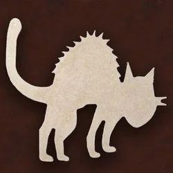 Halloween Cat Cutouts