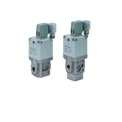 SMC High Pressure Coolant Valve/Low Power Consumption, High Flow Type SGH